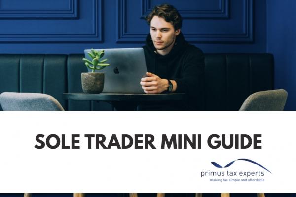 Sole Trader Mini Guide Primus Tax